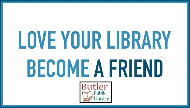 Love Your Library become a Friend