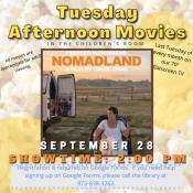Nomadland Movie