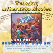 The heights Movie