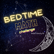 Bedtime Math Challenge.
