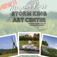 Storm King Museum Pass
